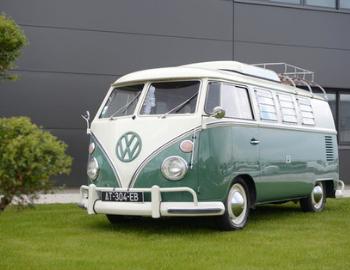 Mythique combi VW