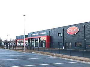 Nouveaux locaux CLC Metz